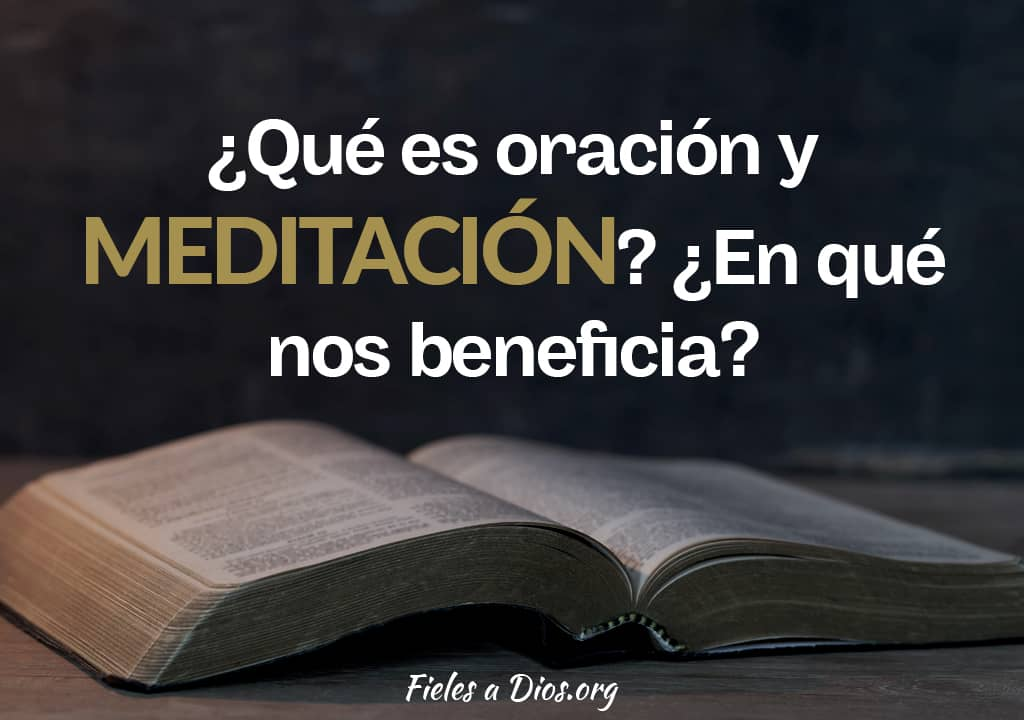 oracion meditacion nos beneficia