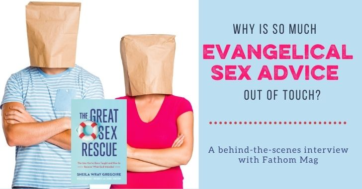 FB Evangelical Sex Advice Out of Touch