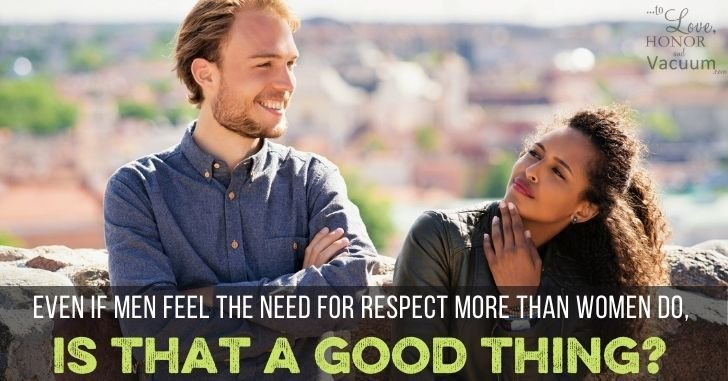 FB Even If Men Need Respect