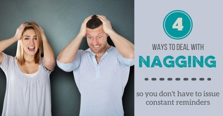 FB 4 Ways Deal with Nagging
