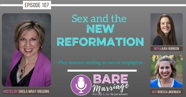 FB Sex and the New Reformation