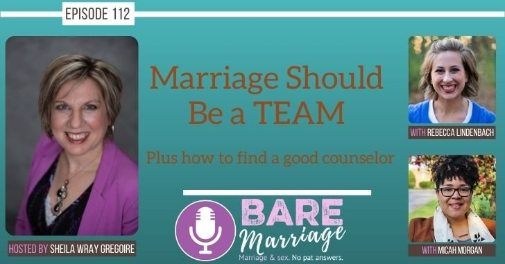 FB Podcast Marriage TEAM