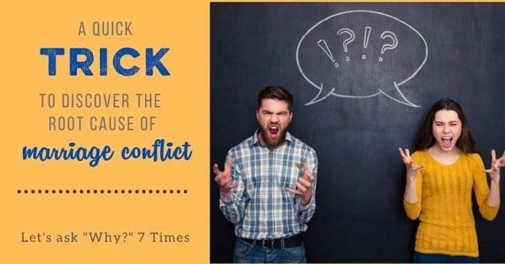 FB Quick Trick Root Marriage Conflict